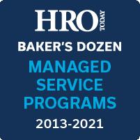 HRO Today Baker's Dozen MSP